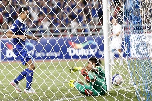 Đài Loan suýt gây sốc cho Thái Lan ở vòng loại World Cup 2018
