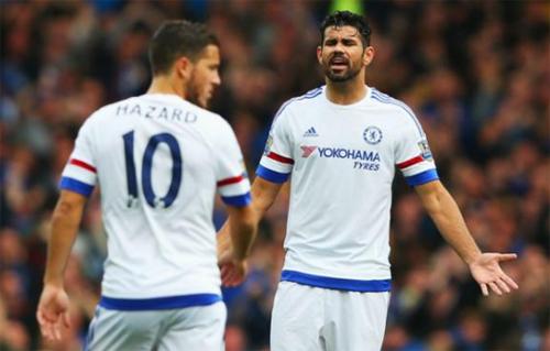 Zola chỉ đích danh Hazard và Costa khiến Chelsea sa sút