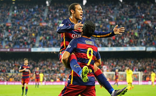 Hai năm liên tiếp, Barca không có giải cầu thủ hay nhất tháng
