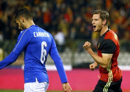 Bỉ 3-1 Italy: Thị uy sức mạnh trước thềm Euro