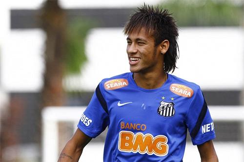 Chelsea mua hụt Neymar hồi năm 2010