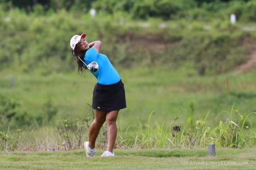 Golf thủ Thảo My nhận học bổng sang Mỹ thi đấu
