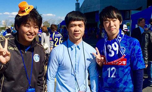 Đội bóng tương lai trụ hạng, Công Phượng chắc chắn sang Nhật
