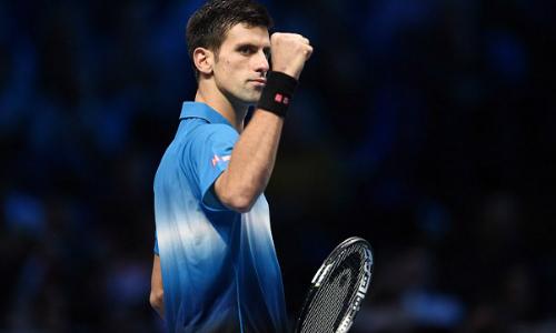 Djokovic phô trương sức mạnh, lập kỷ lục ở ATP Finals