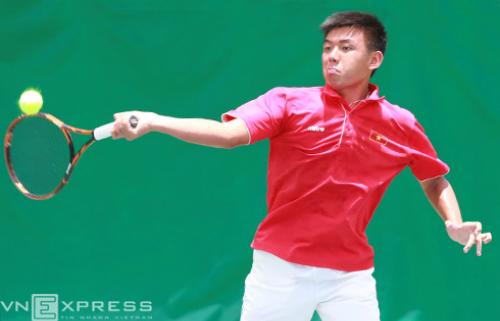 Hoàng Nam bất ngờ được vào vòng chính thức giải đấu ở Cambodia
