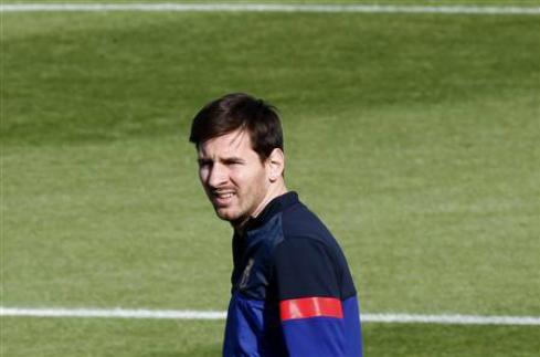 Messi sẵn sàng tái xuất tại El Clasico