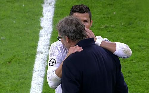 Real sẵn sàng bán Ronaldo với giá 122 triệu đôla