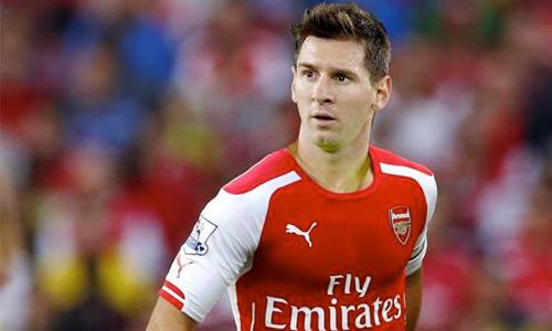Messi muốn lĩnh lương tuần ngót triệu đôla nếu sang Arsenal