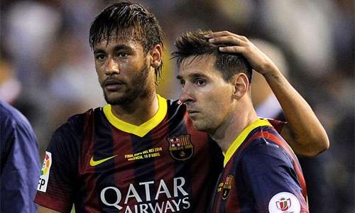 Alfonso Perez: 'Neymar khiến người ta quên đi Messi'