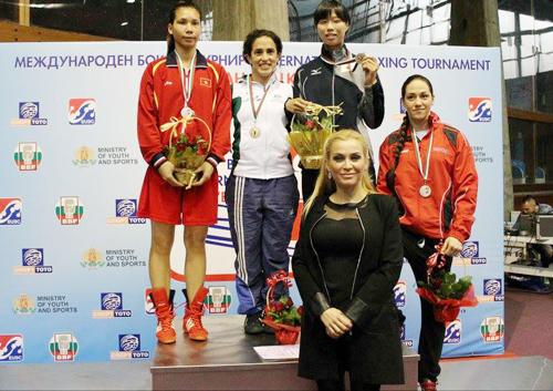 Boxing Việt Nam bất ngờ có HC vàng trên đất Bulgaria