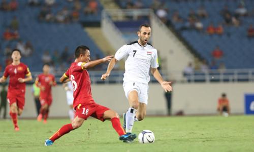 Iraq đánh bại Đài Loan, bỏ xa Việt Nam bốn điểm