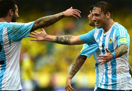 Vắng dàn sao, Argentina vẫn giành chiến thắng sống còn ở vòng loại
