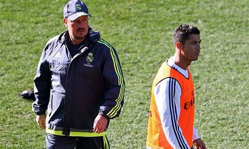 Rafa Benitez - Ông bố khắc nghiệt ở Real Madrid
