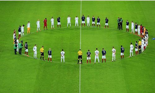 Quốc ca Pháp sẽ vang lên tại Ngoại hạng Anh cuối tuần này