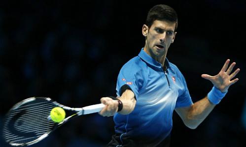 Djokovic vào bán kết ATP Finals, gặp Nadal