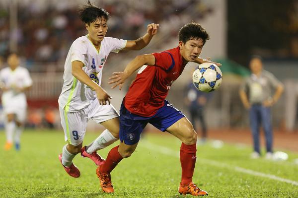 U21 HAGL ra quân thất bại ở giải U21 quốc tế