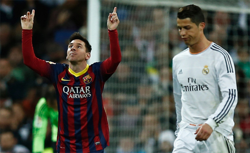 Xavi: 'Thiếu Ronaldo, Messi không thể giành bốn Quả bóng Vàng'