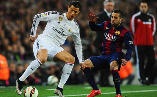 El Clasico: Thuốc thử liều cao cho Ronaldo
