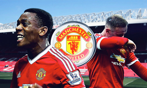Man Utd vắng Rooney, Martial trong trận gặp Watford