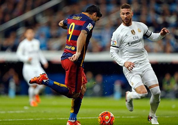 Barca cho Real phơi áo ngay tại Bernabeu