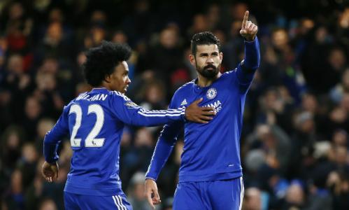 Diego Costa nổ súng, Chelsea dứt chuỗi thất bại
