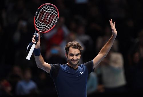 Federer tái ngộ Djokovic ở chung kết ATP Finals
