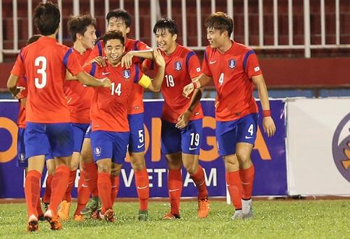U21 Myanmar thua hai bàn, U21 HAGL dễ thở trận cuối