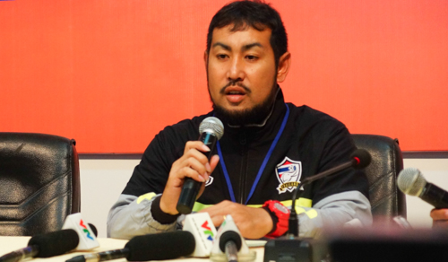 HLV Supachat: 'Đây không phải lứa cầu thủ tốt nhất của Thái Lan'