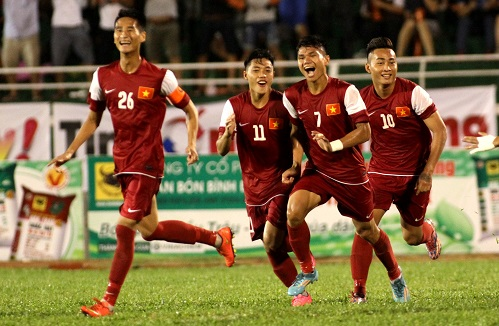 Video: U21 Thái Lan vs U21 Việt Nam