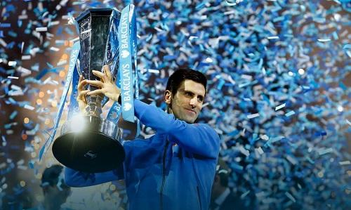 Djokovic và một năm thống trị làng quần vợt thế giới