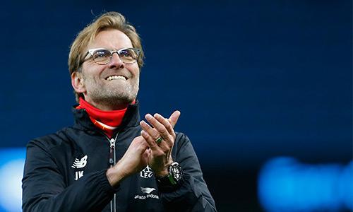 Jurgen Klopp dằn mặt các đối thủ tại Ngoại hạng Anh