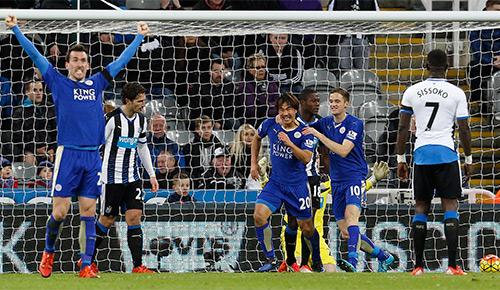 Leicester City và giấc mơ hồng của kẻ lót đường
