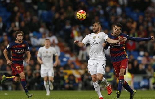 Benzema là trụ cột duy nhất của Real đi tập ngay sau El Clasico