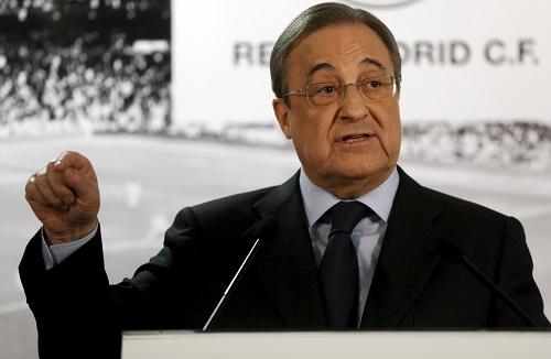 Chủ tịch Real: 'Chúng tôi tin tưởng tuyệt đối Benitez'