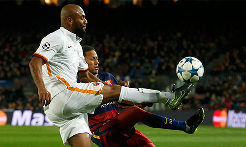 Maicon: 'Roma thật may khi chỉ thua Barca 1-6'