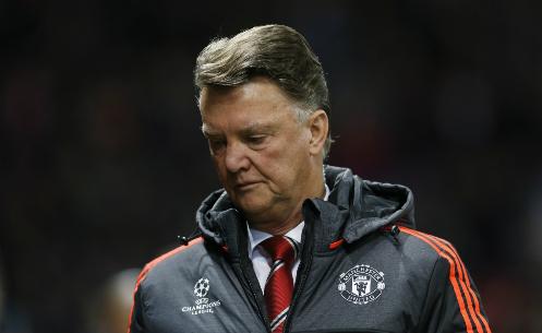 Cầu thủ Man Utd bất mãn với Van Gaal
