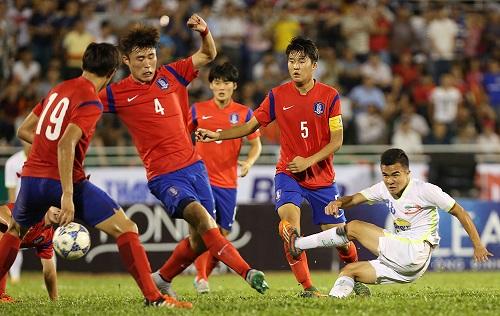 U21 HAGL gặp lại U19 Hàn Quốc ở chung kết