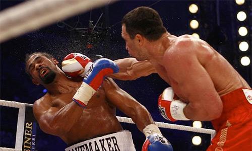 Tyson Fury bị đánh giá chỉ có 5% cơ hội thắng Klitschko