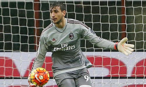 Thủ môn 16 tuổi của Milan được định giá 180 triệu đôla
