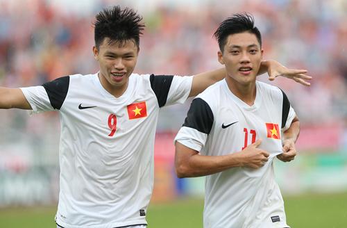 U21 Việt Nam dâng HC đồng cho U21 Singapore