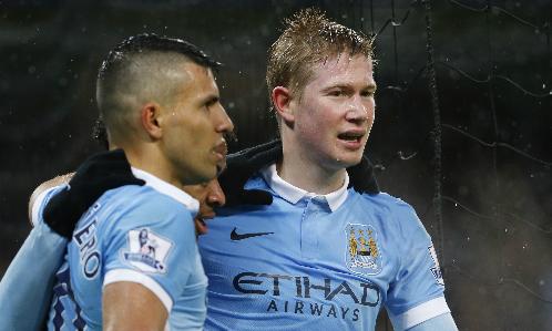 Man City 3-1 Southampton: Trở lại ngôi đầu