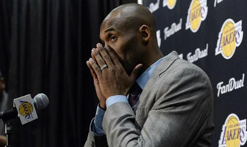 Kobe Bryant giải nghệ