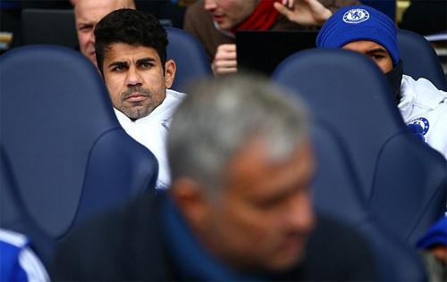 Scholes: 'Mourinho có lý khi bỏ rơi Diego Costa'