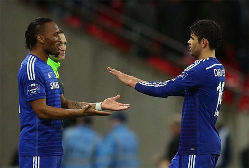 Drogba: 'Costa cần biết đâu là giới hạn'