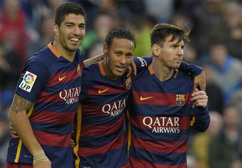 Neymar không xếp Ronaldo vào Top 3 Quả bóng Vàng