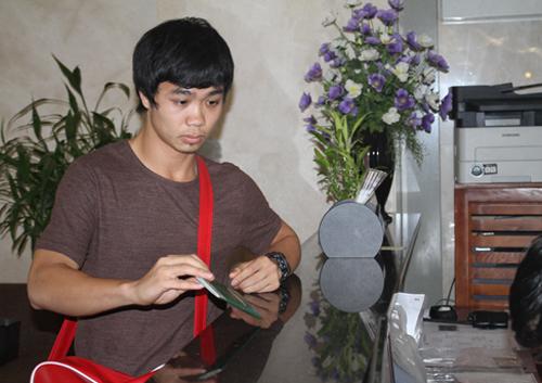 Công Phượng được ưu ái khi hội quân với U23 Việt Nam