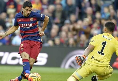 Suarez: 'Được trả gấp ba, tôi cũng không rời Barca'
