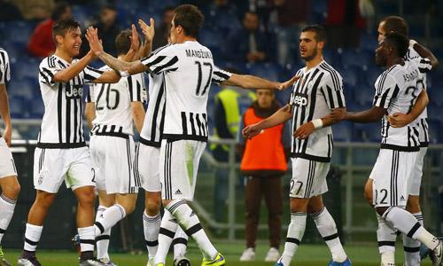 Juventus thắng trận thứ năm liên tiếp tại Serie A