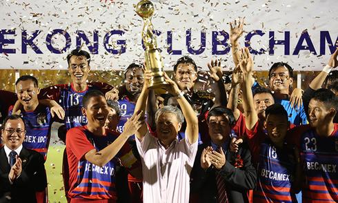 Đương kim vô địch V-League nhận 'cửa dưới' so với đội bóng của Thái Lan