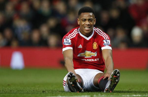 Martial bỏ lỡ cơ hội, Man Utd chia điểm West Ham